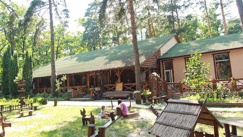 Комплекс Лисотель: комфортабельный отдых под Киевом