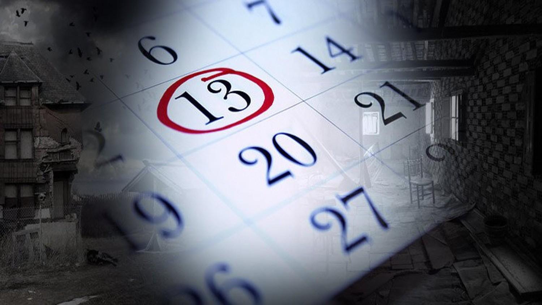 Пятница 13 станет самым опасным днем в 2017 году для нашей планеты