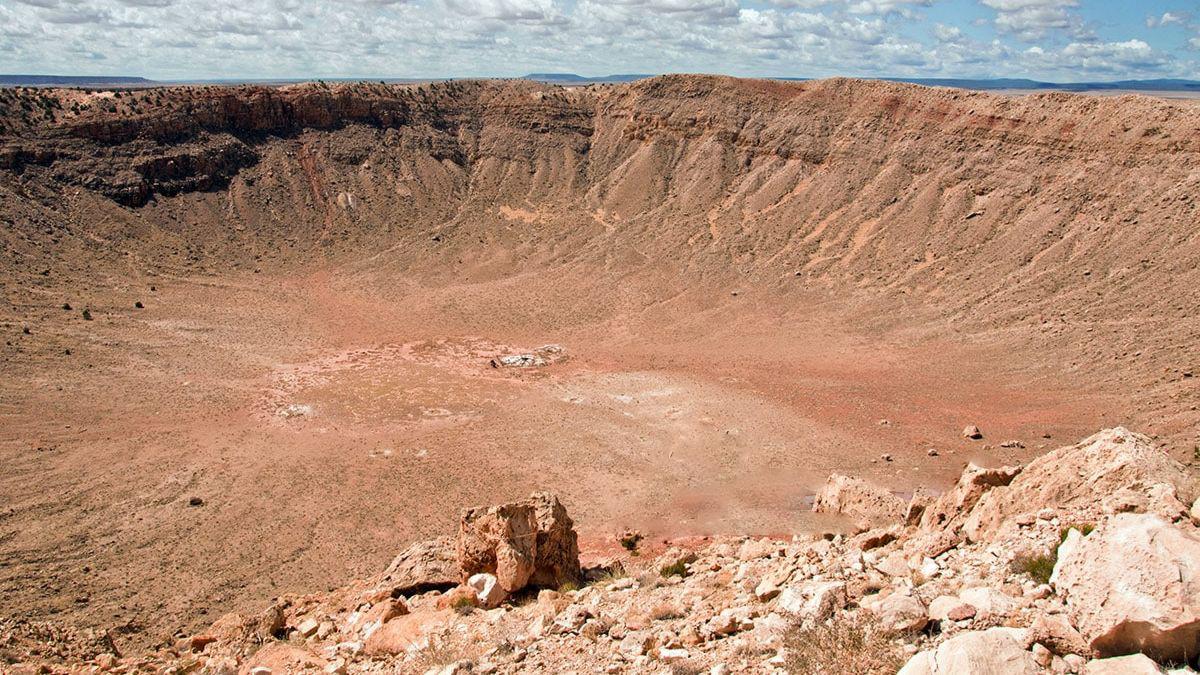 Самый древний кратер на Земле появился не от удара метеорита