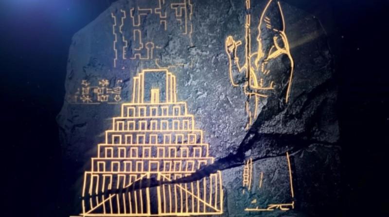 Обнаружены вещественные доказательства существования библейской Вавилонской башни