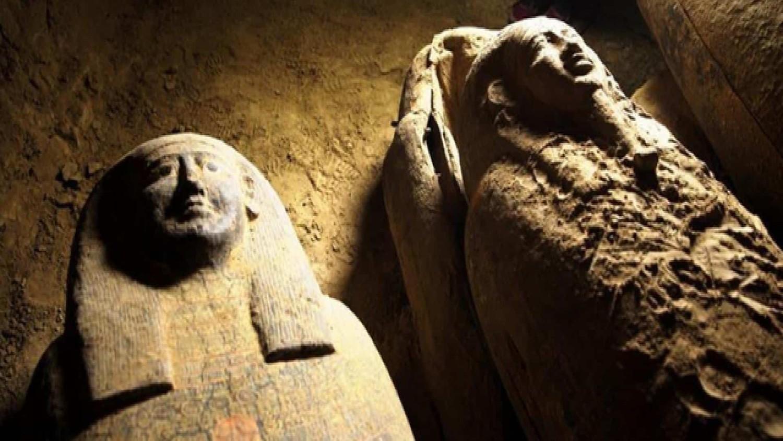 В Египте обнаружили саркофаги, запечатанные проклятием: появилась расшифровка
