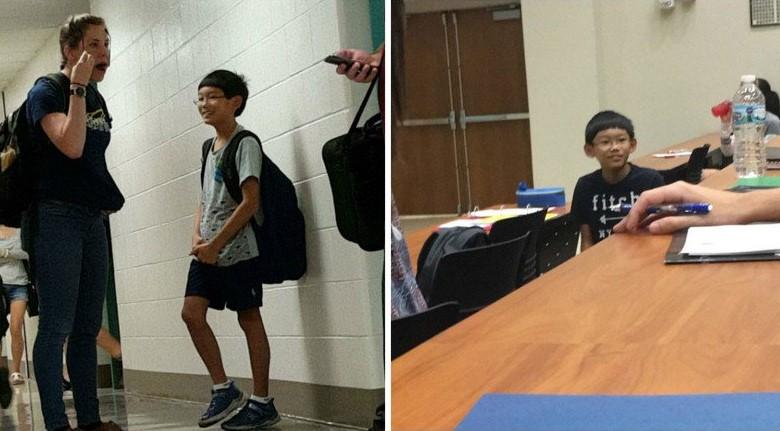 В США 11-летний мальчик поступил в университет