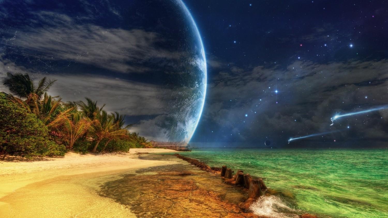 NASA колонизирует планету, на которой можно будет находится без кислородной маски и скафандра
