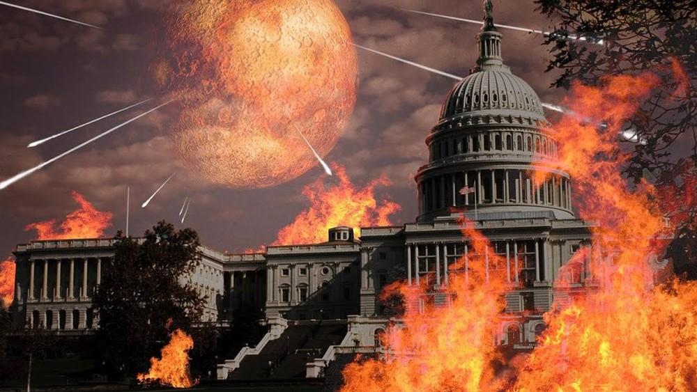 Завтра Нибиру столкнется с Землей: элита мира уже сидит в бункерах