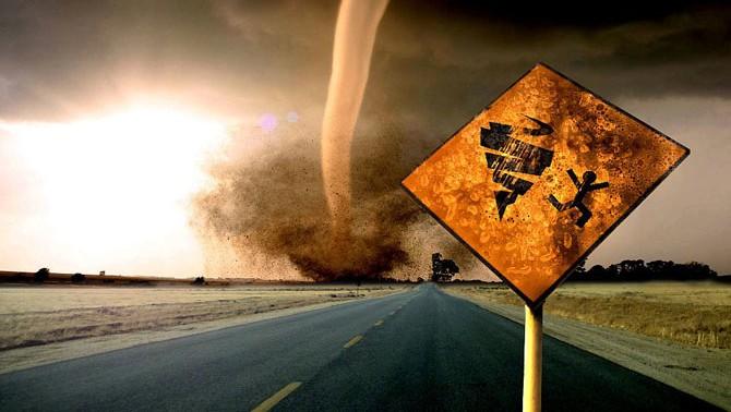 В США прошло 19 торнадо за один день