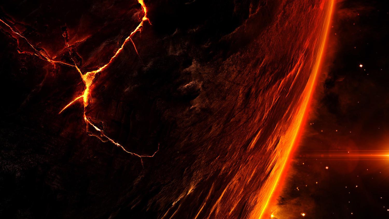 По всей Солнечной системе начинают массово извергаться вулканы