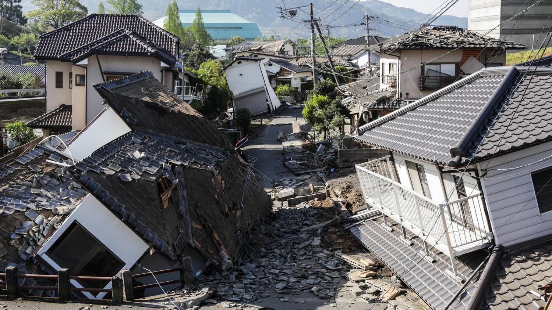 Израильтяне готовятся к разрушительному землетрясению