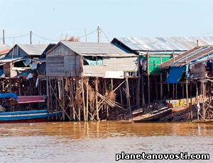 Жители камбоджийской деревни обезглавили черного мага