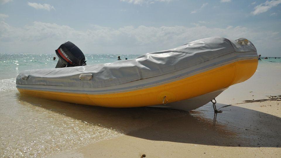 Отправляетесь на рыбалку? Возьмите с собой надувную лодку из ПВХ