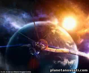 Ученые: массивные кольца темной материи окружают Землю
