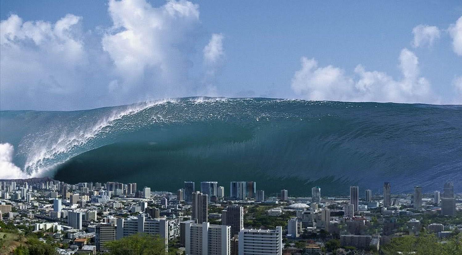 На Испанию и Португалию может обрушиться цунами
