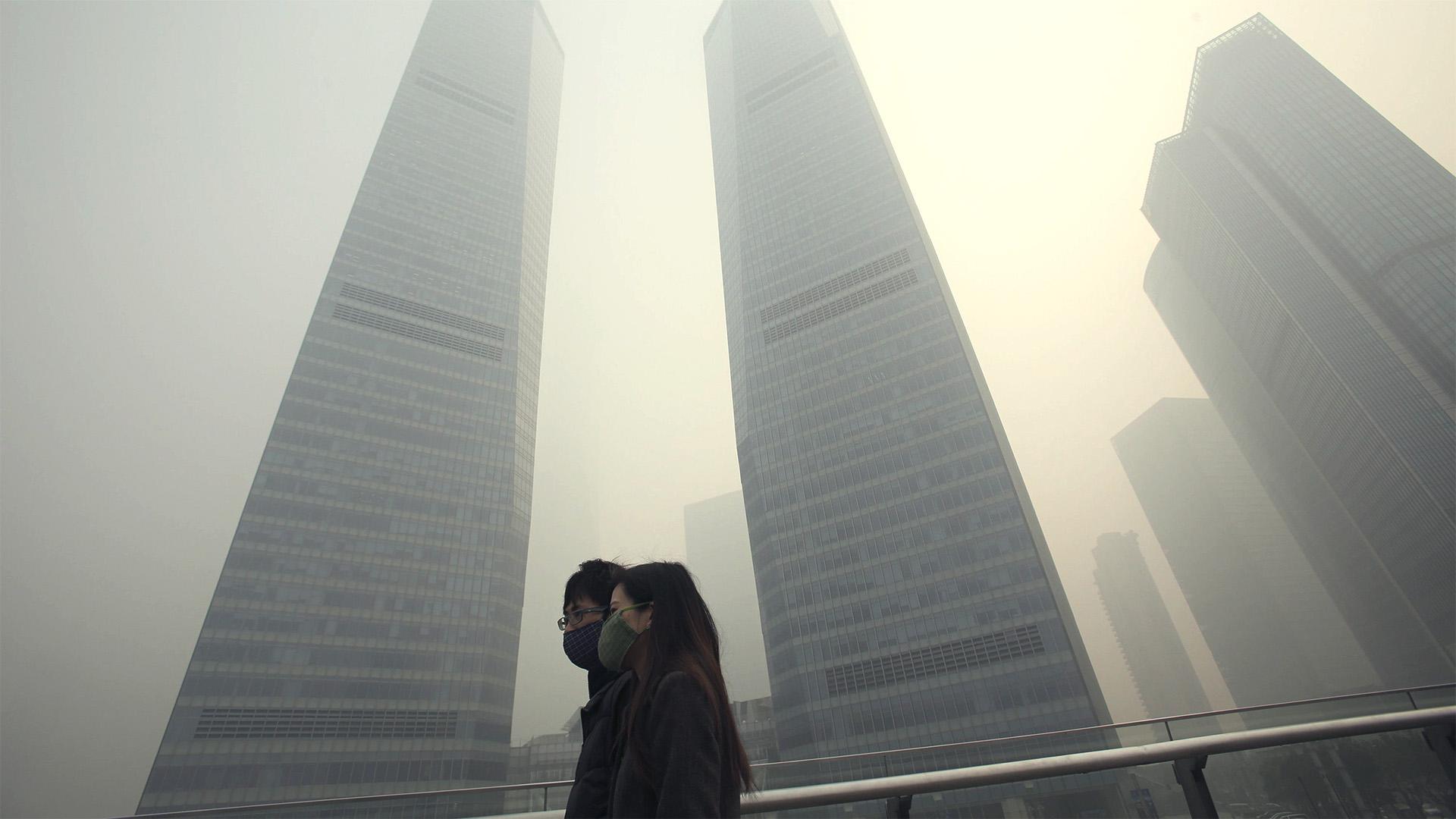 Загрязненный воздух убивает ежегодно до 3 млн человек