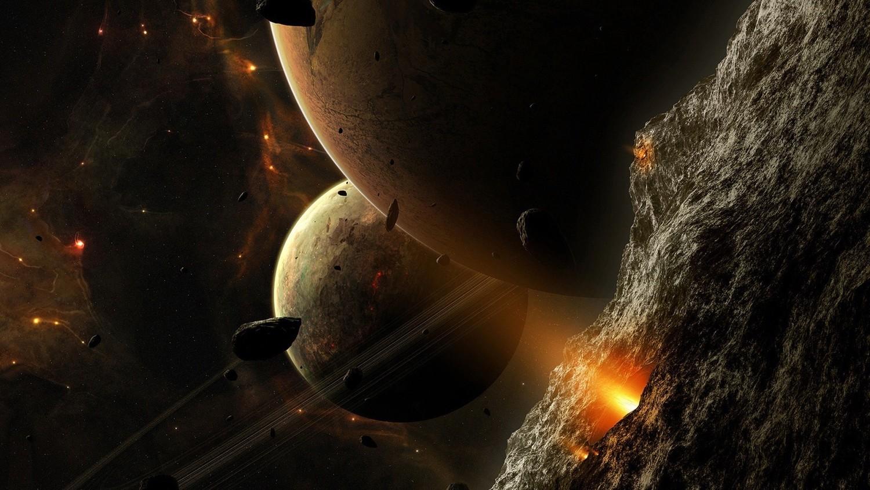 В Солнечной системе находиться астероид размером с планету