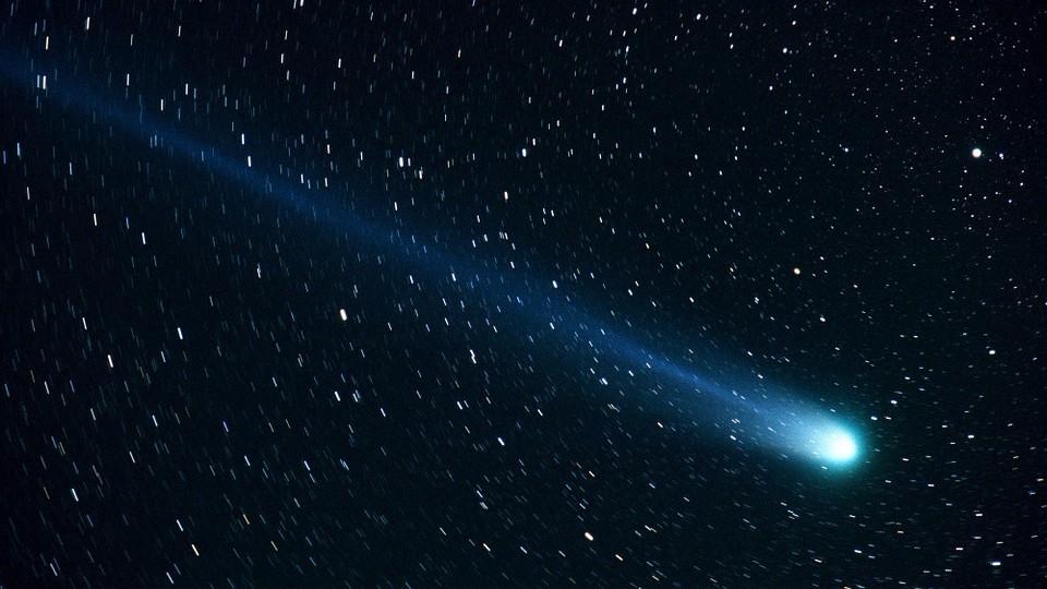 На Новый год к Земле приблизится комета, о которой упоминал Нострадамус