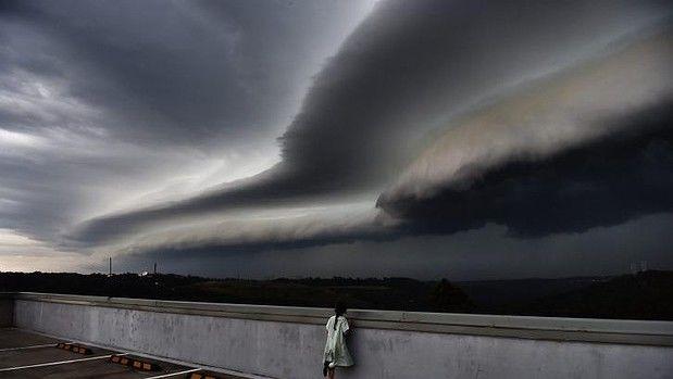 Апокалиптический шторм в Сиднее
