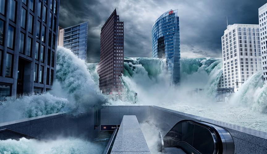 Ученые НАСА: Через 60 лет наступит новый Всемирный потоп