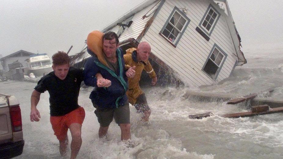 Жители Нью-Йорка в опасности: очередной ураган может разрушить больше 300 тысяч домов