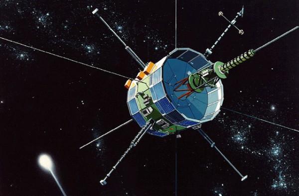 Установлен первый после 16-летнего перерыва контакт с космическим аппаратом ISEE-3
