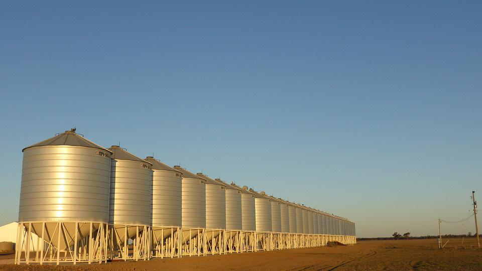 Зернохранилища и их роль в сельском хозяйстве