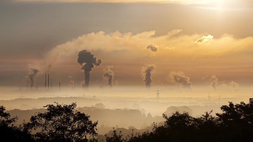 Контроль выбросов в атмосферу