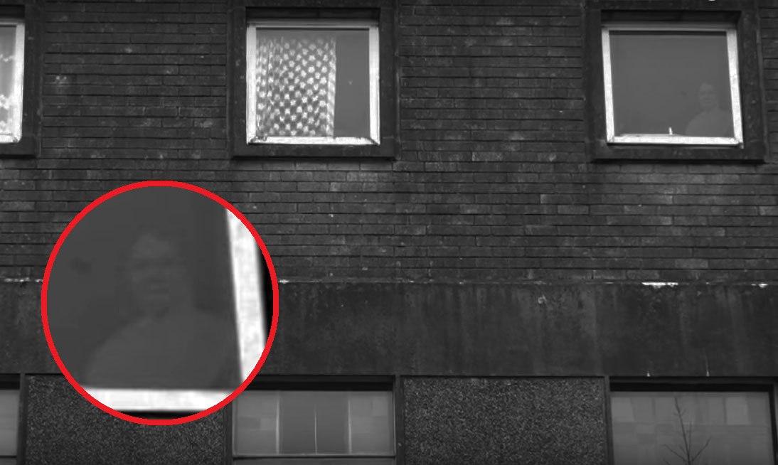 Во время сноса ирландского монастыря засняли призрак монахини