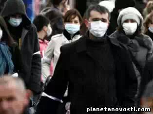 В 2020 году человечество атакует неизвестный вирус