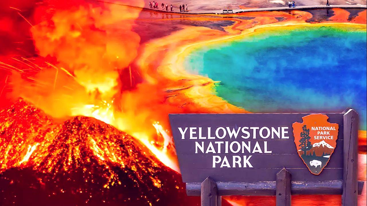 Озвучена точная дата извержения супервулкана Йеллоустоун
