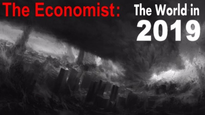 Журнал The Economist обещает в 2019 году «три дня тьмы»?