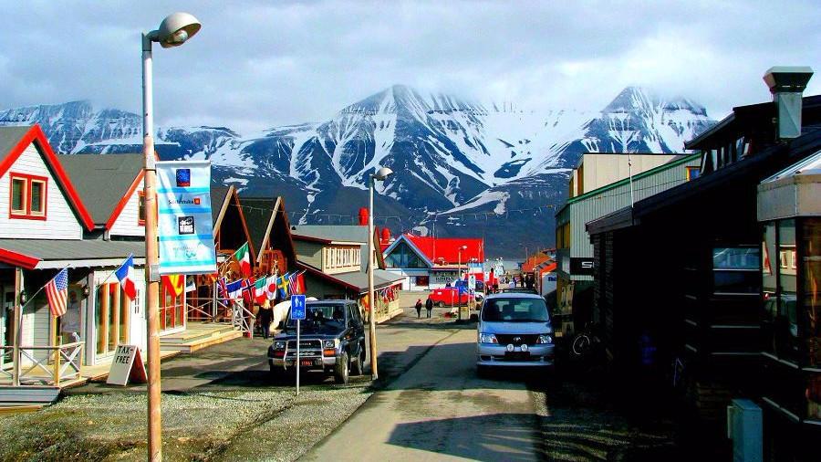 В норвежском городе запретили умирать
