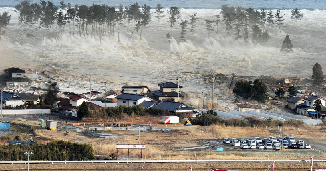 Власти Японии готовятся к мегаземлетрясению