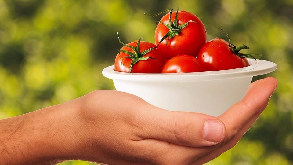 Соление помидоров и закрытие специальными крышками