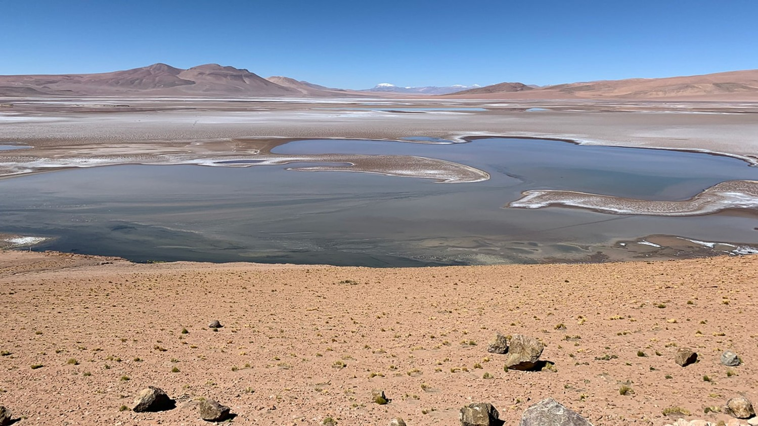 Реки и моря Марса никуда не пропали, они все еще находятся на планете