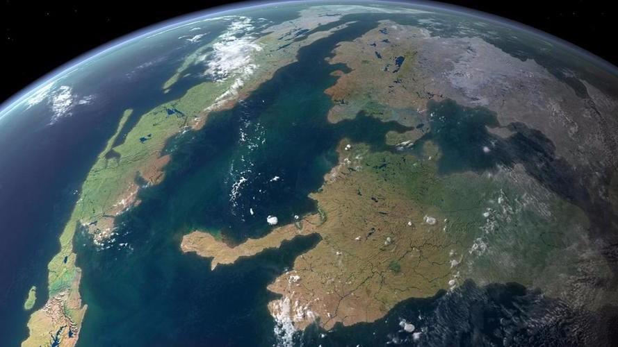 Геолог: Средиземное море исчезнет, а континенты Евразия и Африка объединятся