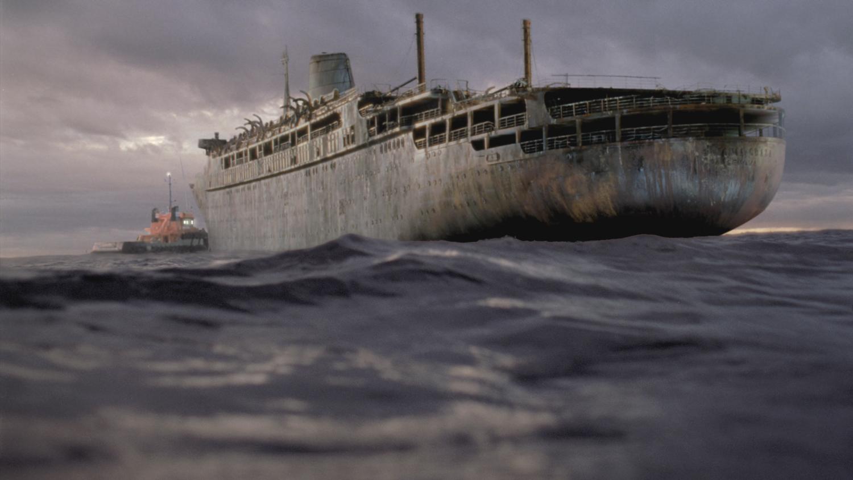 Ни груза, ни людей: к берегам Мьянмы прибыл «корабль-призрак»