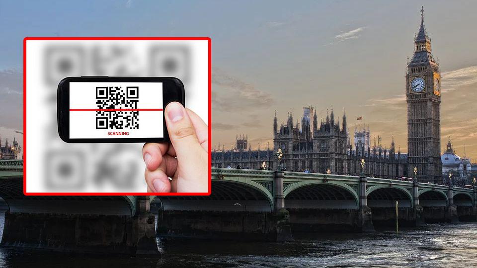 В Великобритании начали разрабатывать «паспорта свободы»