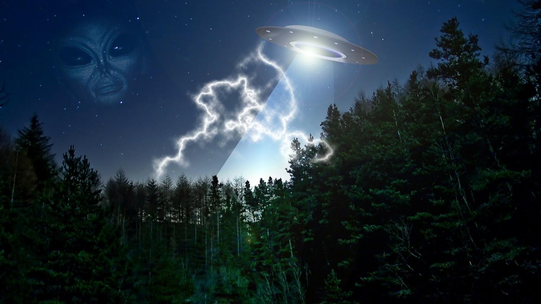 Американец рассказал об НЛО и провалах во времени