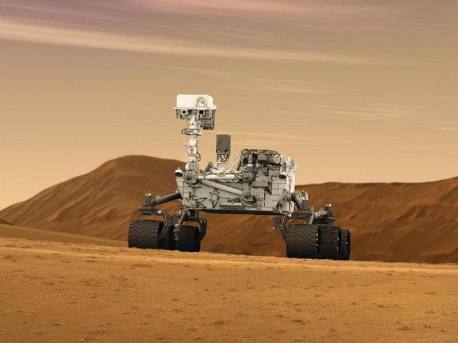 К 2035 году на Марс впервые ступит человек
