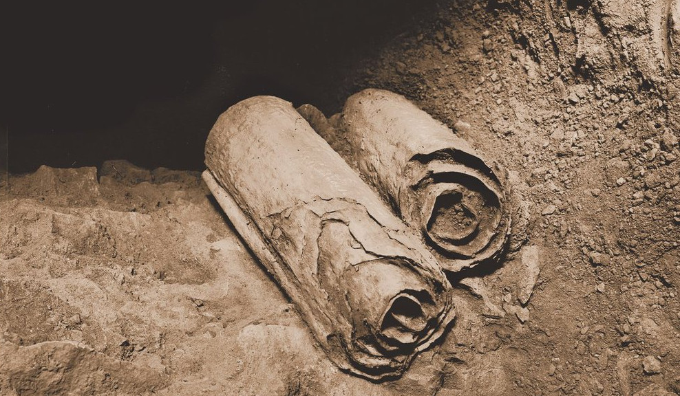 В США опубликуют неизвестные части свитков Мертвого моря