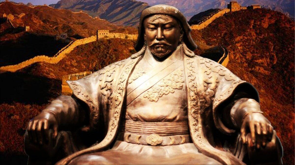 Выяснена настоящая причина смерти Чингисхана, скрывавшаяся веками