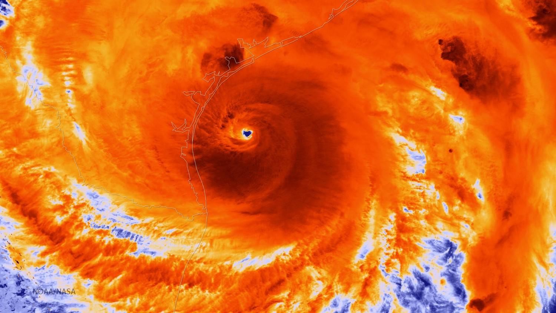 Ураган «Флоренс» в США: прямая трансляция