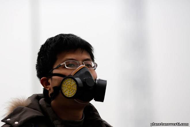 Китайцам будет доплачивать за труд в условиях загрязненного воздуха