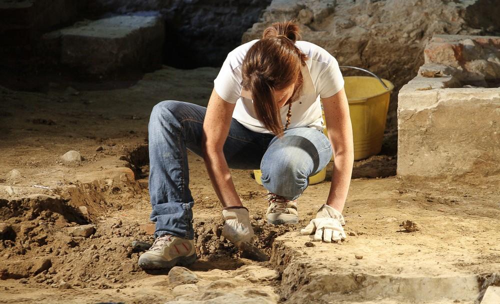 В Великобритании археологи обнаружили следы людей, возраст которых 800 тысяч лет