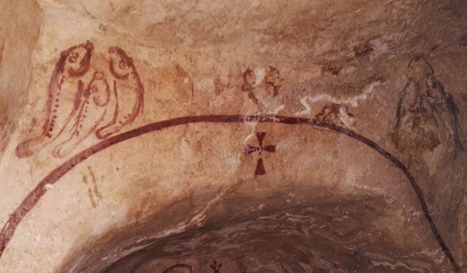 Почему первые христиане изображали рыбу?