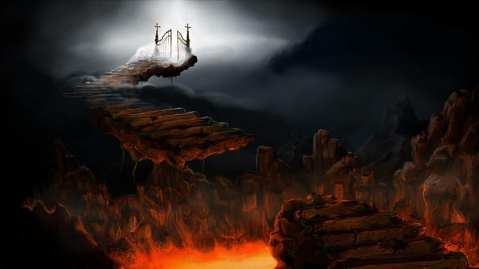 Мужчина во время комы совершил путешествие в ад