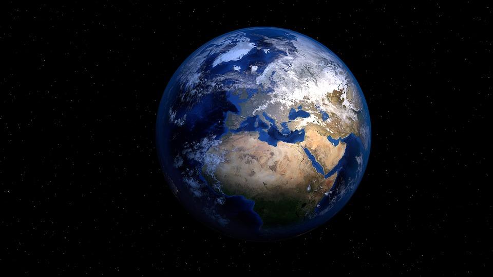 Ось вращения Земли продолжает смещаться