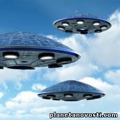 Нашествие НЛО состоится в апреле