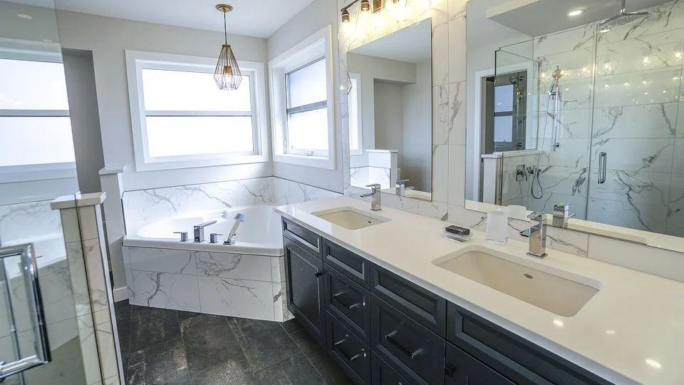 Не делайте этих ошибок при ремонте в ванной комнате.