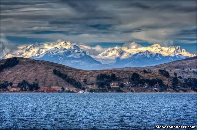 Загадка озера Титикака