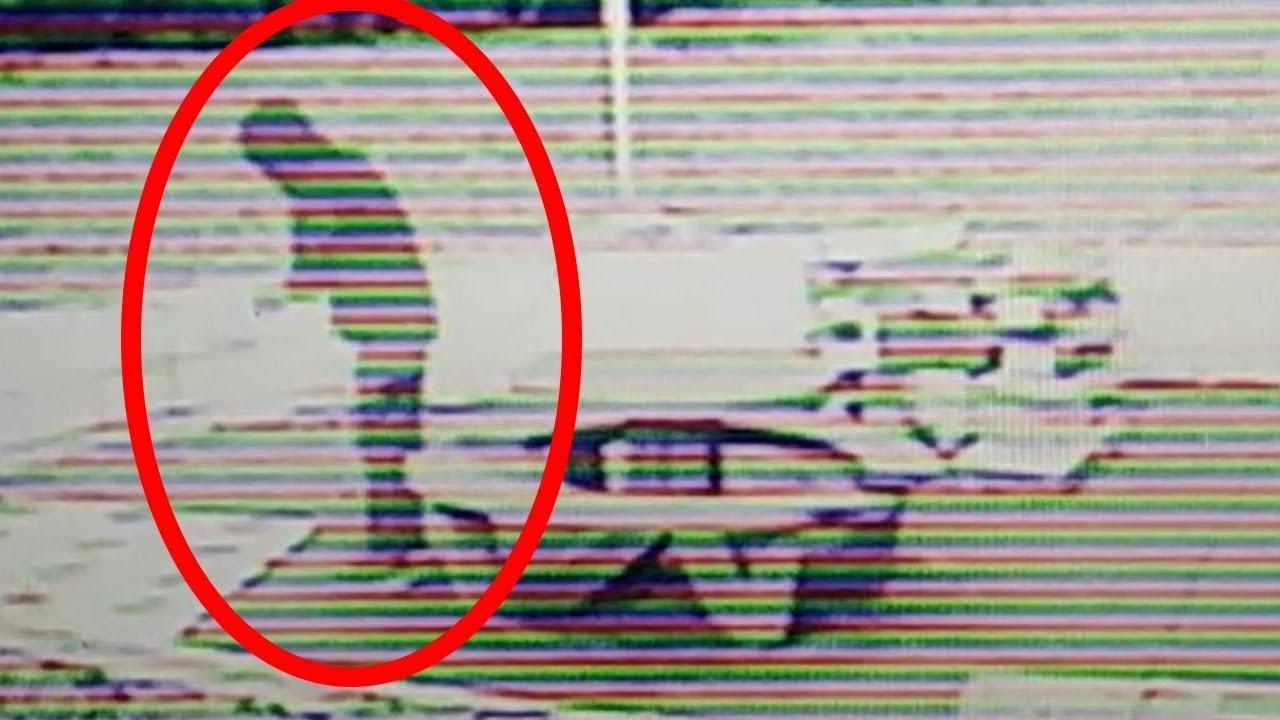 В Пенсильвании камера видеонаблюдения засняла телепортацию человека