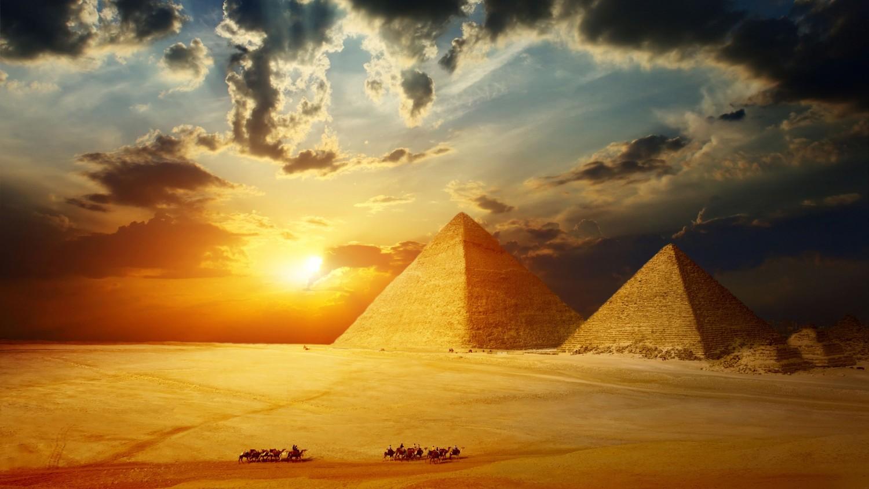 В Египте обнаружены два новых комплекса пирамид